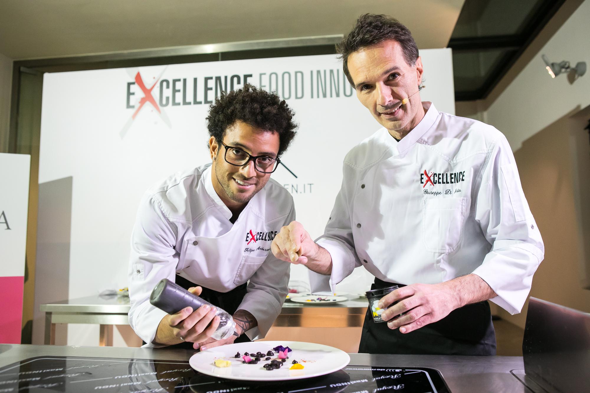 Felipe Anderson e Giuseppe Di Iorio